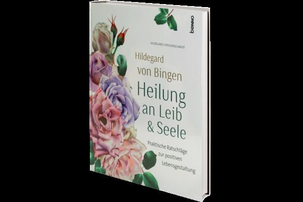 Cover Hildegard von Bingen - Heilung an Leib und Seele