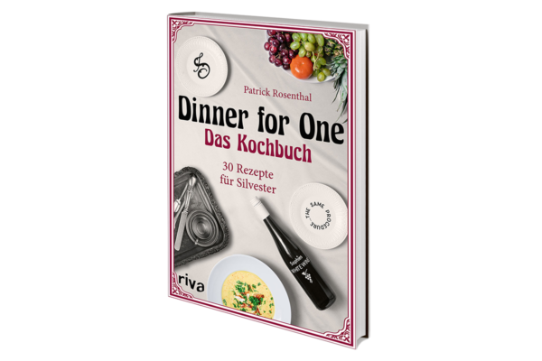 Dinner for one - Das Kochbuch