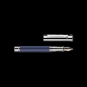 Füller auf design 04 blau
